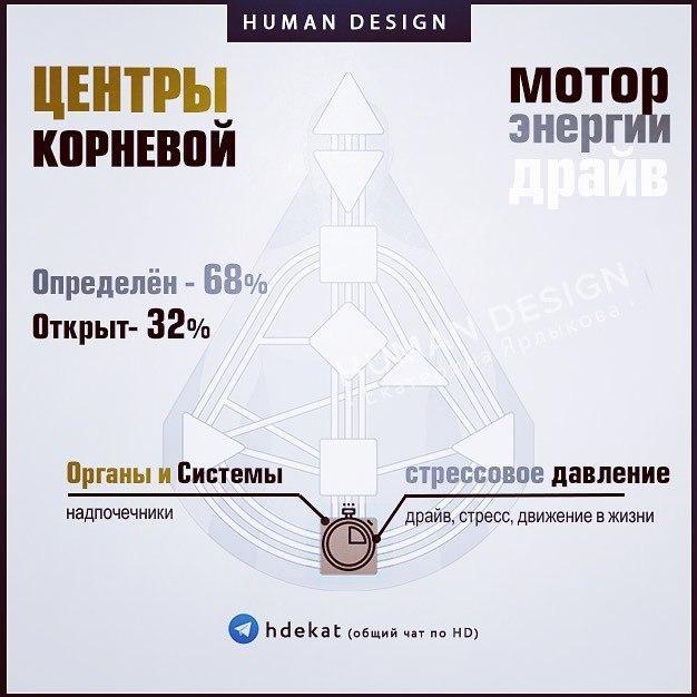 Human Design (Дизайн Человека) — Вводный Бесплатный Курс День 21. КОРНЕВОЙ ЦЕНТР. Екатерина Ярлыкова
