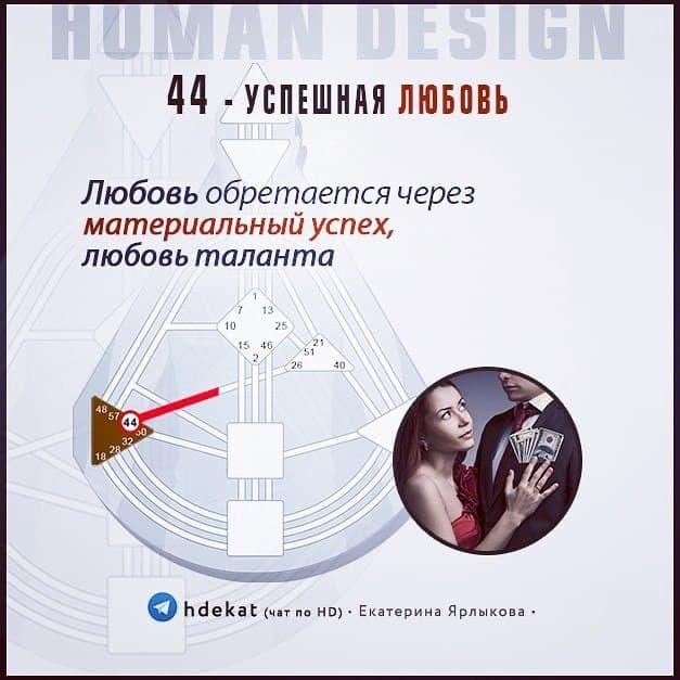44 Ворота Любви Дизайн Человека. 44 ВОРОТА — УСПЕШНАЯ ЛЮБОВЬ К ТАЛАНТУ И УСПЕХУ (Human Design)