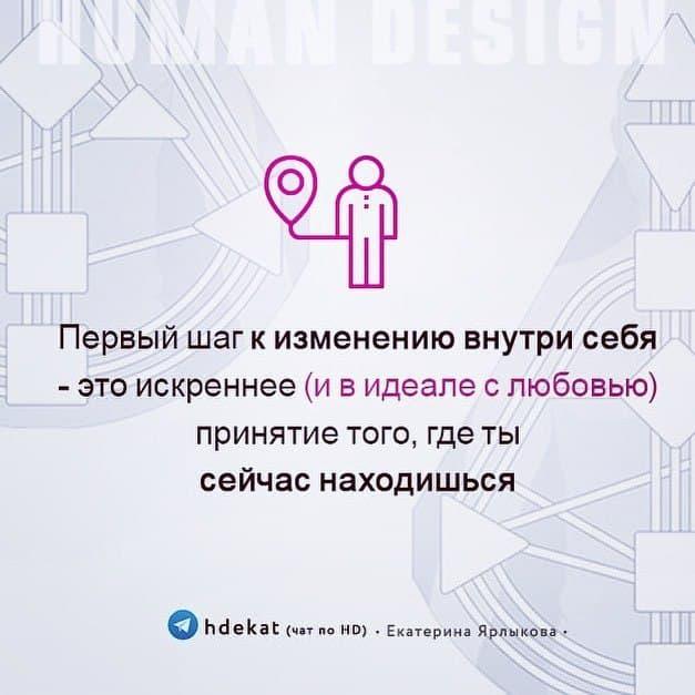 Борьба с собой в Дизайне Человека (Human Design)